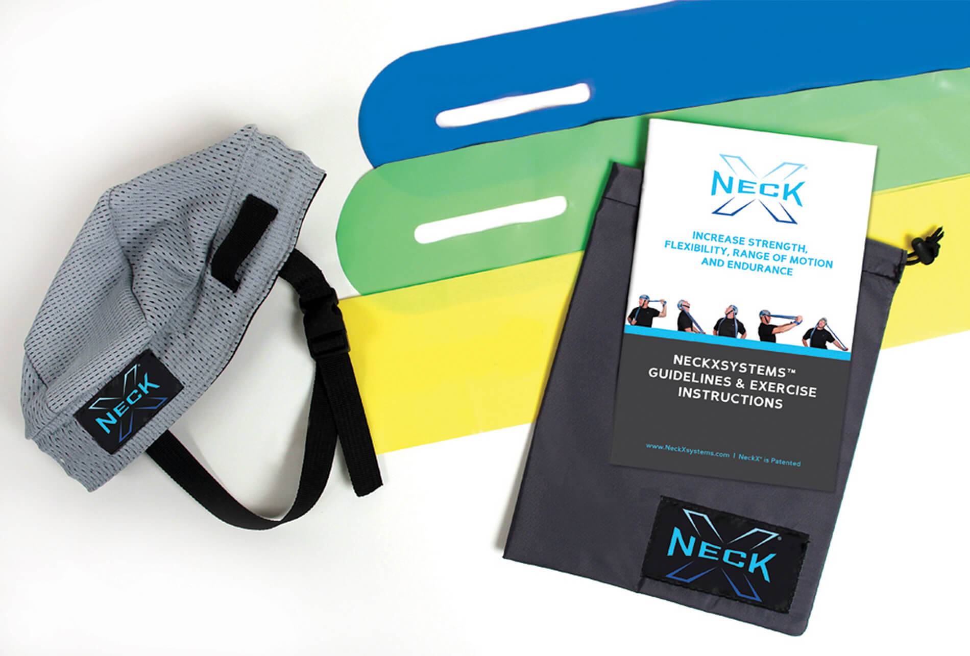 Buy your own NeckX Adjustable Cap now!