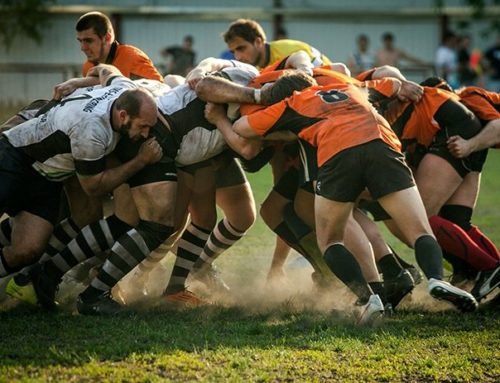 Rugby Neck Injuries